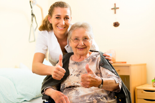 What to Look for in a Professional Caregiver